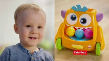 Fisher Price Zoom 'n Crawl Monster TV Spot, 'Zigs, Zags and Spins' - Thumbnail 1