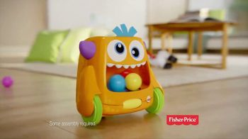 Fisher Price Zoom 'n Crawl Monster TV Spot, 'Zigs, Zags and Spins' - Thumbnail 10