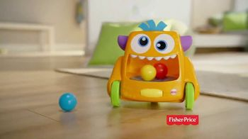 Fisher Price Zoom \'n Crawl Monster TV Spot, \'Zigs, Zags and Spins\'