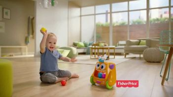 Fisher Price Zoom 'n Crawl Monster TV Spot, 'Zigs, Zags and Spins' - Thumbnail 3