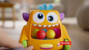 Fisher Price Zoom 'n Crawl Monster TV Spot, 'Zigs, Zags and Spins' - Thumbnail 4