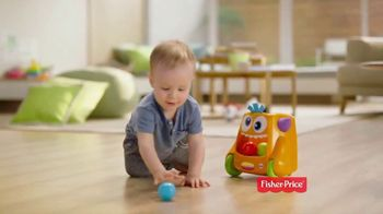 Fisher Price Zoom 'n Crawl Monster TV Spot, 'Zigs, Zags and Spins' - Thumbnail 6