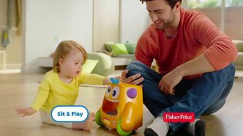 Fisher Price Zoom 'n Crawl Monster TV Spot, 'Zigs, Zags and Spins' - Thumbnail 7