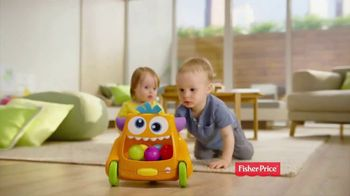 Fisher Price Zoom 'n Crawl Monster TV Spot, 'Zigs, Zags and Spins' - Thumbnail 8