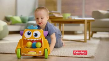Fisher Price Zoom 'n Crawl Monster TV Spot, 'Zigs, Zags and Spins' - Thumbnail 9