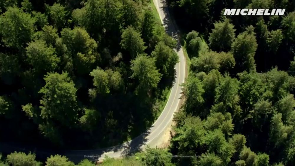 Michelin Pilot Tires TV Commercial, 'Going Somewhere'