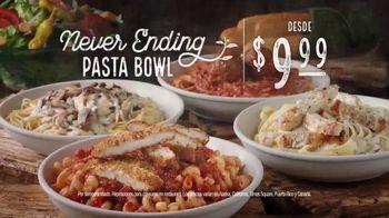 Olive Garden Never Ending Pasta Bowl TV Spot, 'De vuelta' [Spanish] - Thumbnail 8