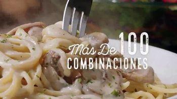 Olive Garden Never Ending Pasta Bowl TV Spot, 'De vuelta' [Spanish] - Thumbnail 3