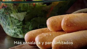 Olive Garden Never Ending Pasta Bowl TV Spot, 'De vuelta' [Spanish] - Thumbnail 7