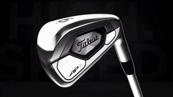 Titleist 718 Irons TV Spot, 'Expectations' Feat. Jordan Spieth, Adam Scott - Thumbnail 9
