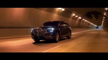 2018 GMC Terrain TV Spot, 'Mighty Like A Pro' [T1]