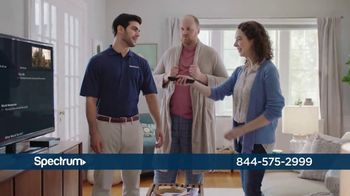 Spectrum TV, Internet and Voice TV Spot, 'What Happens on Maple Street' - 17 commercial airings
