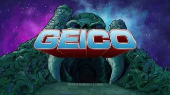 GEICO TV Spot, 'He-Man vs. Skeletor' - Thumbnail 10