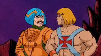 GEICO TV Spot, 'He-Man vs. Skeletor' - Thumbnail 7