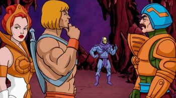 GEICO TV Spot, 'He-Man vs. Skeletor' - Thumbnail 8
