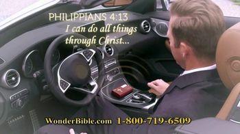 Wonder Bible TV Spot, 'Source of Inspiration' - Thumbnail 6