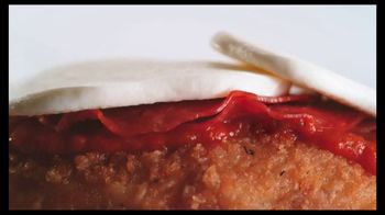 Arby's Chicken Pepperoni Parmesan Sandwich TV Spot, 'Eggplant' - Thumbnail 1