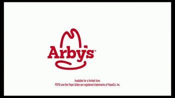 Arby's Chicken Pepperoni Parmesan Sandwich TV Spot, 'Eggplant' - Thumbnail 10