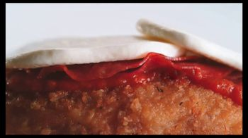 Arby's Chicken Pepperoni Parmesan Sandwich TV Spot, 'Eggplant' - Thumbnail 2