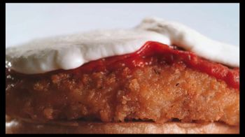 Arby's Chicken Pepperoni Parmesan Sandwich TV Spot, 'Eggplant' - Thumbnail 7
