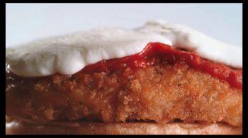 Arby's Chicken Pepperoni Parmesan Sandwich TV Spot, 'Eggplant' - Thumbnail 8