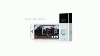 Ring Video Doorbell 2 TV Spot, 'World's Most Popular Doorbell' - Thumbnail 9