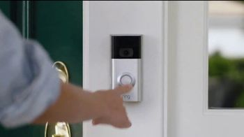Ring Video Doorbell 2 TV Spot, 'World's Most Popular Doorbell' - Thumbnail 2