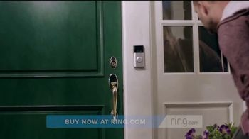 Ring Video Doorbell 2 TV Spot, 'World's Most Popular Doorbell' - Thumbnail 5