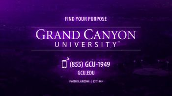 Grand Canyon University TV Spot, 'Not Without the College Experience' - Thumbnail 9