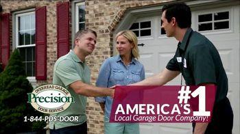 Precision Door Service TV Spot, 'Free Service Call'