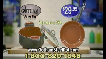 Gotham Steel Pasta Pot TV Spot, 'Tapa de vidrio' con Daniel Green [Spanish] - Thumbnail 10