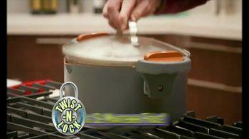 Gotham Steel Pasta Pot TV Spot, 'Tapa de vidrio' con Daniel Green [Spanish] - Thumbnail 3