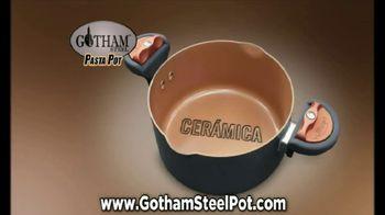 Gotham Steel Pasta Pot TV Spot, 'Tapa de vidrio' con Daniel Green [Spanish] - Thumbnail 4