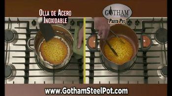 Gotham Steel Pasta Pot TV Spot, 'Tapa de vidrio' con Daniel Green [Spanish] - Thumbnail 5