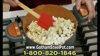 Gotham Steel Pasta Pot TV Spot, 'Tapa de vidrio' con Daniel Green [Spanish] - Thumbnail 8
