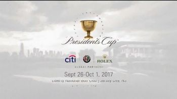 PGA TOUR 2017 Presidents Cup TV Spot, 'Playing Here' - Thumbnail 9