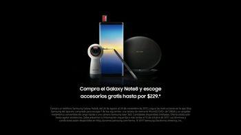Samsung Galaxy Note8 TV Spot, 'Más grande' [Spanish] - Thumbnail 6
