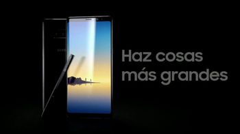 Samsung Galaxy Note8 TV Spot, 'Más grande' [Spanish] - Thumbnail 4
