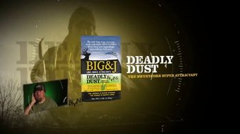 Big & J Deadly Dust TV Spot, 'Supercharge Your Corn'