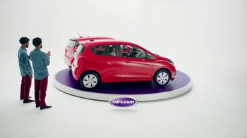 Cars.com App TV Spot, 'Twins' - Thumbnail 1