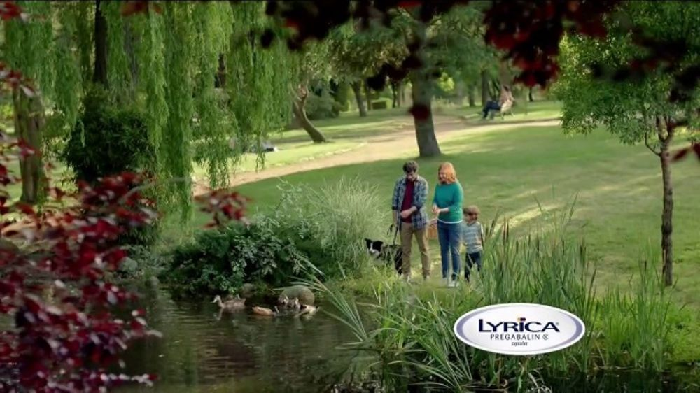 Lyrica TV Commercial, 'A Day at the Park'
