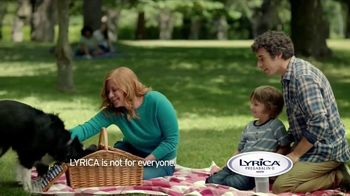Lyrica TV Spot, 'A Day at the Park' - Thumbnail 6
