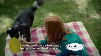 Lyrica TV Spot, 'A Day at the Park' - Thumbnail 7
