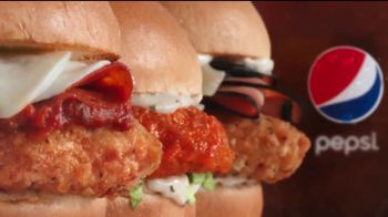 Arby's Chicken Sandwiches TV Spot, 'Introducing Chicken' - 1668 commercial airings