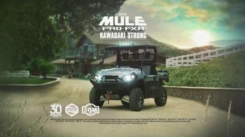 2018 Kawasaki MULE PRO-FXR TV Spot, 'Like a Boss' Featuring Steve Austin - Thumbnail 8