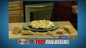 Gotham Steel TV Spot, 'Cooking on Air: Free Pan Offer' Feat. Daniel Green - Thumbnail 4