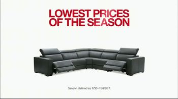 Macy's Home Sale TV Spot, 'Furniture, Mattresses and Rugs' - Thumbnail 3
