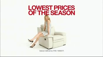 Macy's Home Sale TV Spot, 'Furniture, Mattresses and Rugs' - Thumbnail 4