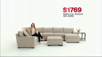 Macy's Home Sale TV Spot, 'Furniture, Mattresses and Rugs' - Thumbnail 7