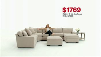 Macy's Home Sale TV Spot, 'Furniture, Mattresses and Rugs' - Thumbnail 8